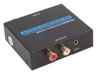 PRO SIGNAL PSG3380  Digital To Analog With 3.5Mm Stereo